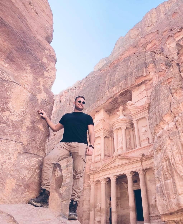 Cesare Basilico a Petra