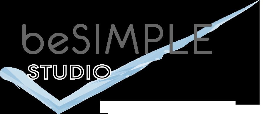 logo besimple studio